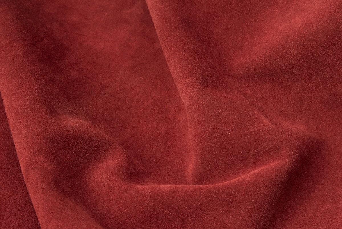 CAMURÇA NATURAL Cor Vermelho