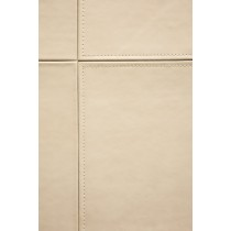 Placa de COURO com papelão