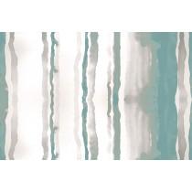 Papel de Parede ONDAS Cor Azul Antigo